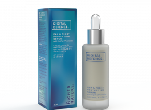 Free Digital Defence Day & Night Serum