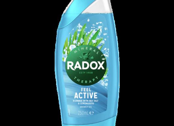 Free Radox Shower Gel