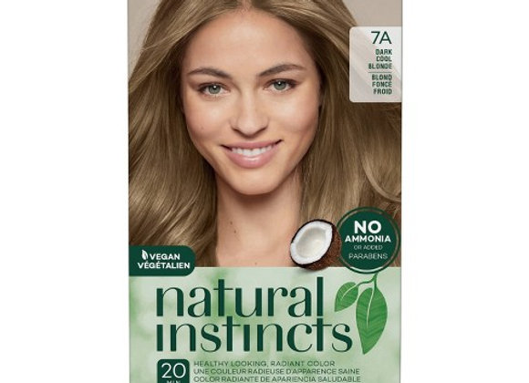 Free Clairol Natural Instincts Hair Colour Kit