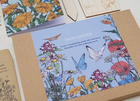 Free Fairy Garden Wildflower Seeds