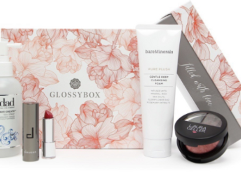 Free Limited Edition Glossybox