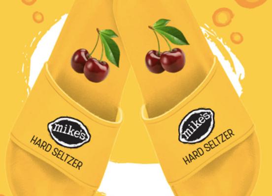 Free Mike's Slider Flip Flops