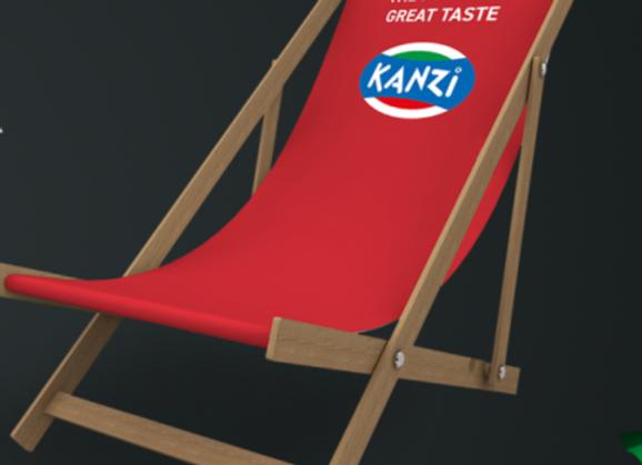 Free Kanzi® Deck Chair