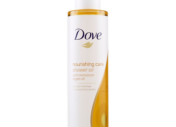 Free Dove Shower Oil