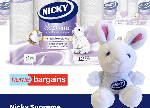 Free Nicky Exclusive Bunnies