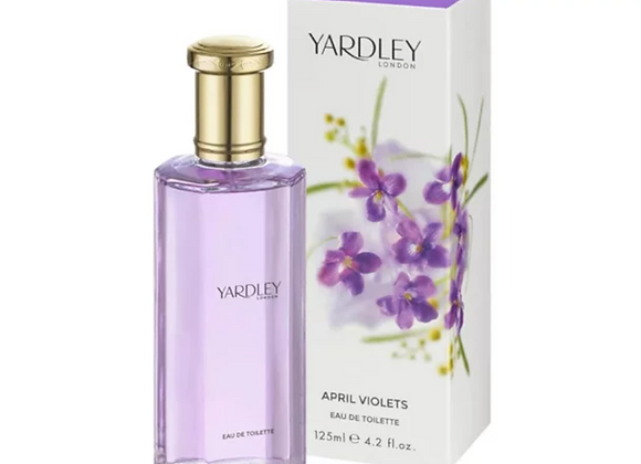 Free Yardley Perfume