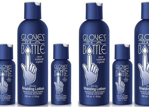 Free Gloves In A Bottle Body Lotion