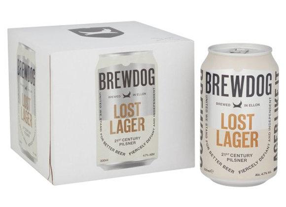 Free Brew Dog Beer