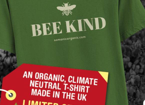 Free 'Bee Kind' T-Shirt