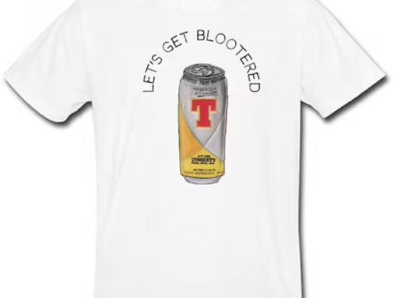 Free Tennents T-Shirt