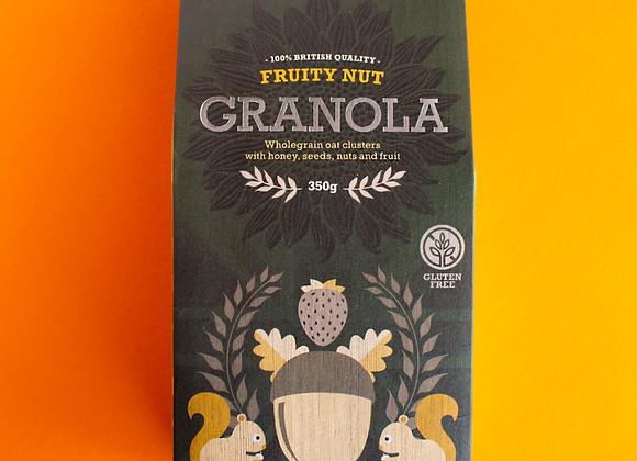 Free Granola Cereal