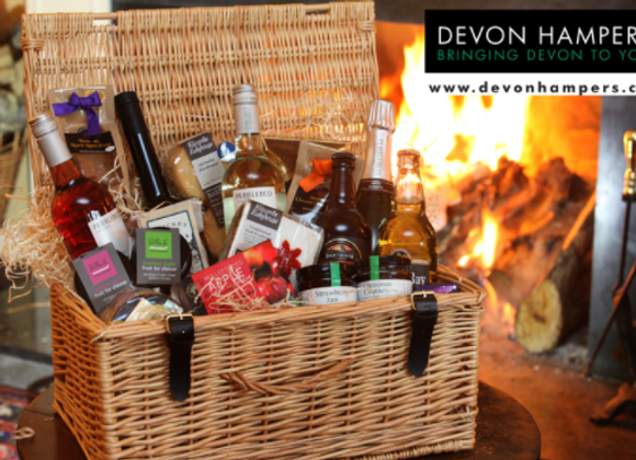 Free Devon Hampers