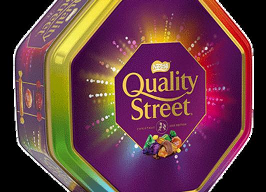 Free Quality Streets