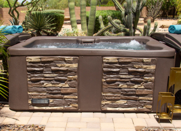 Free Luxury Hot Tub