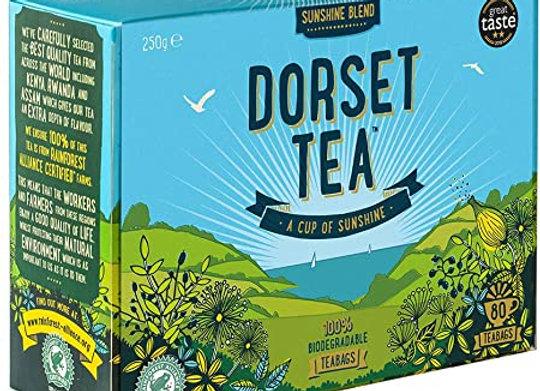 Free Dorset Tea