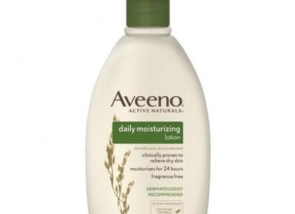 Free Aveeno Body Lotion