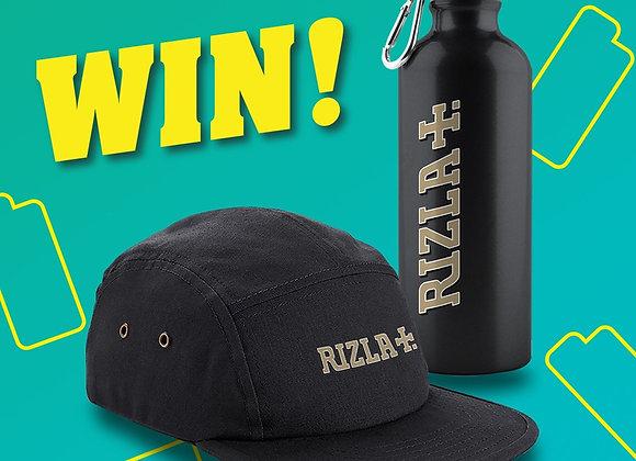 Free Rizla Water Bottle