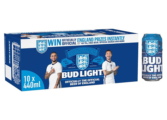 Free Bud Light Pack