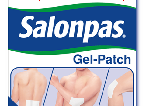 Free Salonpas® Muscle Gel-Patch
