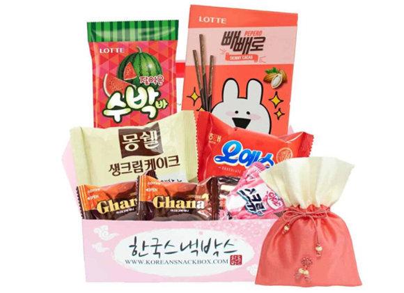 Free Korean Food Box