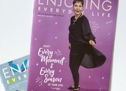 Free Enjoying Everyday Life Magazine