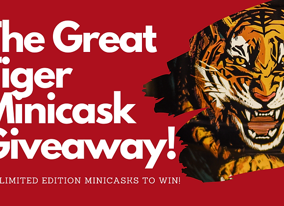 Free Great Tiger Minicask