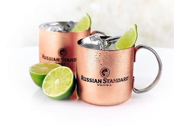Free Russian Standard Copper Mug