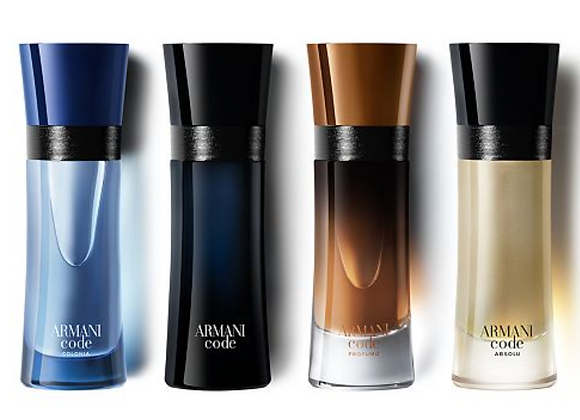 Free Armani Code Perfume Set