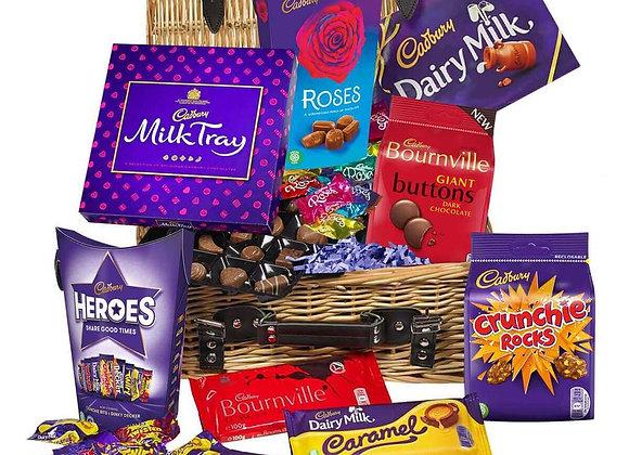 Free Cadbury Hampers