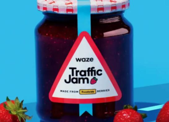 Free Waze Traffic Jam