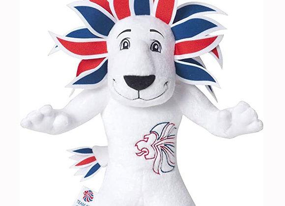 Free Team GB Soft Toy
