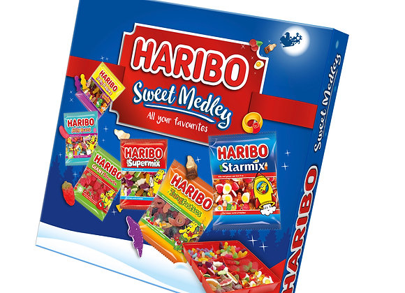 Free Haribo Sweet Box
