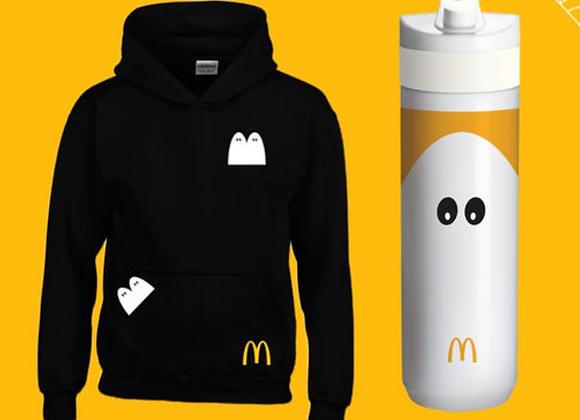 Free McDonalds Halloween Hoody