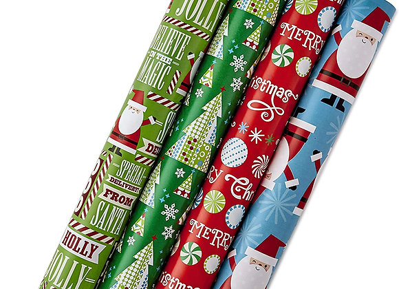 Free Hallmark Wrapping Paper