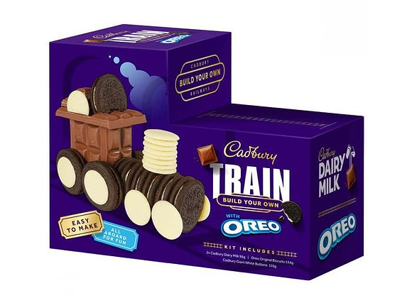 Free Cadbury Train Kit