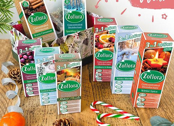 Free Zoflora Christmas Bundle
