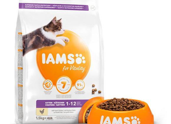 Free Iams Cat Food