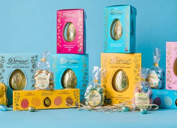 Free Divine Chocolate Easter Bundle