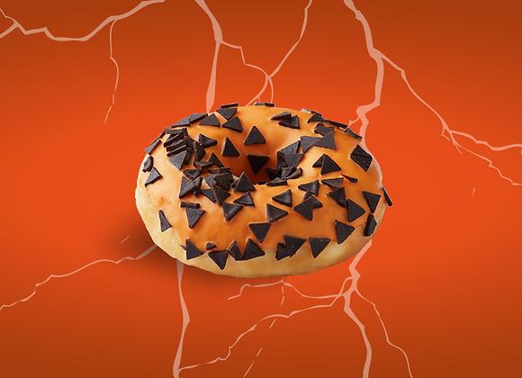 Free Halloween Doughnut