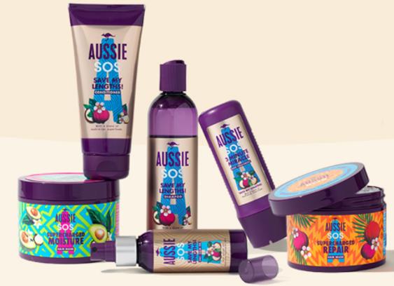 Free Aussie Shampoo