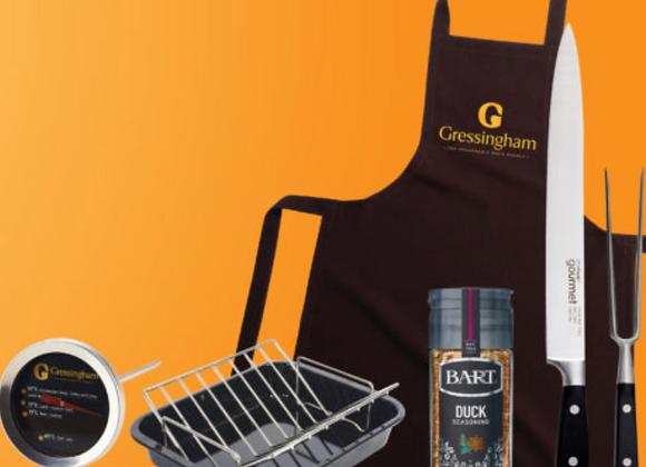 Free Gressingham Duck Roasting Kit