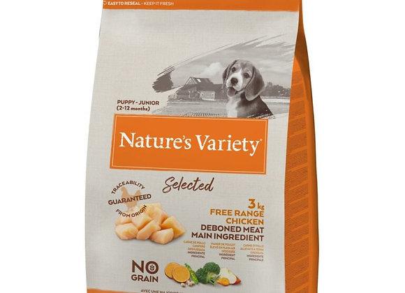 Free Nature's Variety Dog Food
