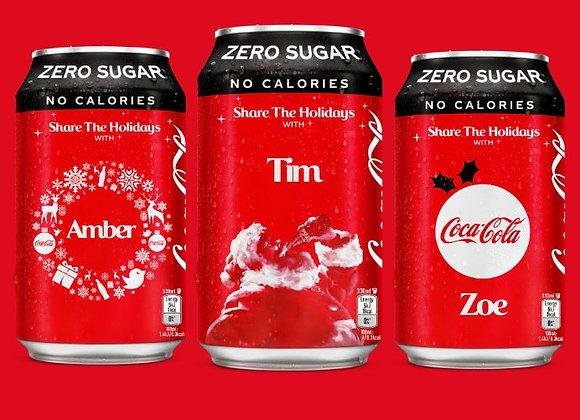 Free Personalised Coke