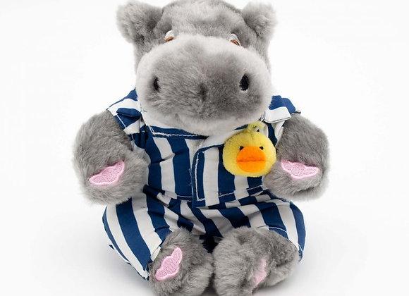 Free Silentnight Hippo Toy