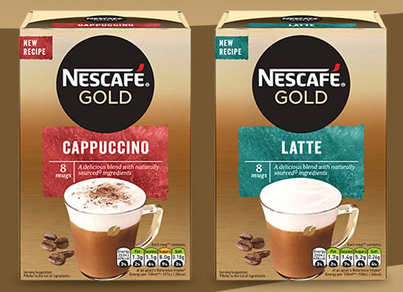 Free NESCAFÉ Gold Coffee