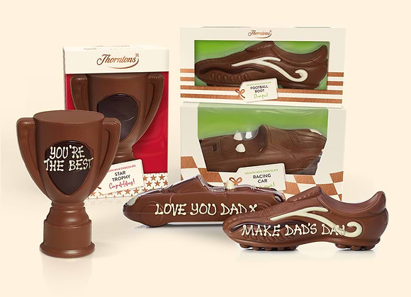 Free Thorntons Fathers Day Hamper