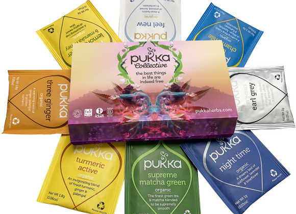 Free Pukka Tea Set