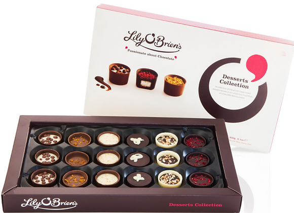 Free Lily O'Brien's Chocolates