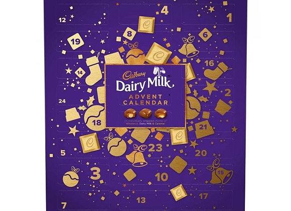 Free Cadbury Advent Calendar
