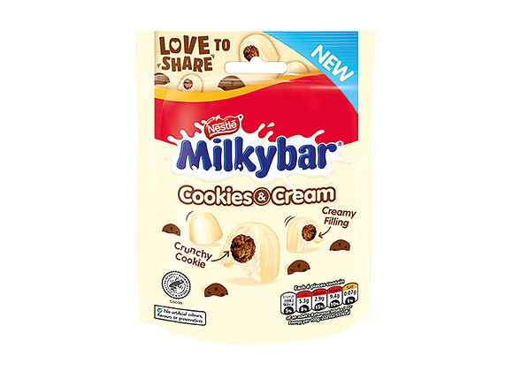 Free Milkybar® Sharing Bag